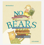 Thumbnail image of No Bears book cover