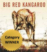 Big Red Kangaroo book cover linked to unit of work
