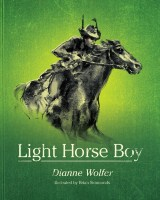 Book cover for Light Horse Boy