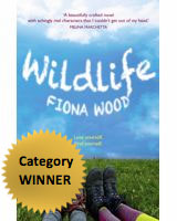Wildlife book cover linked to publisher's page and teaching resources