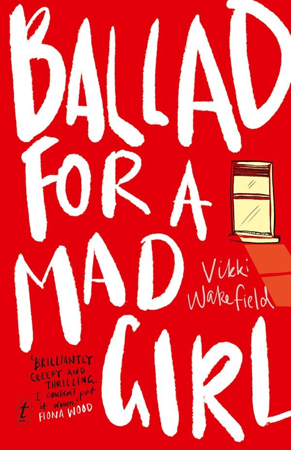 Ballad for a Mad Girl book cover