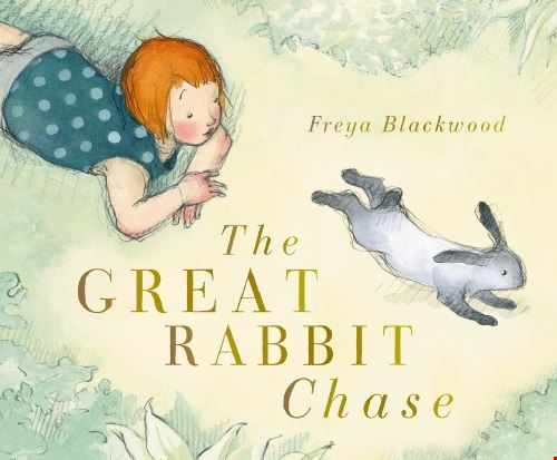 The Great Rabbit Chase cover