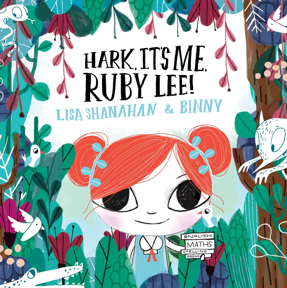 Hark, It's Me, Ruby Lee cover
