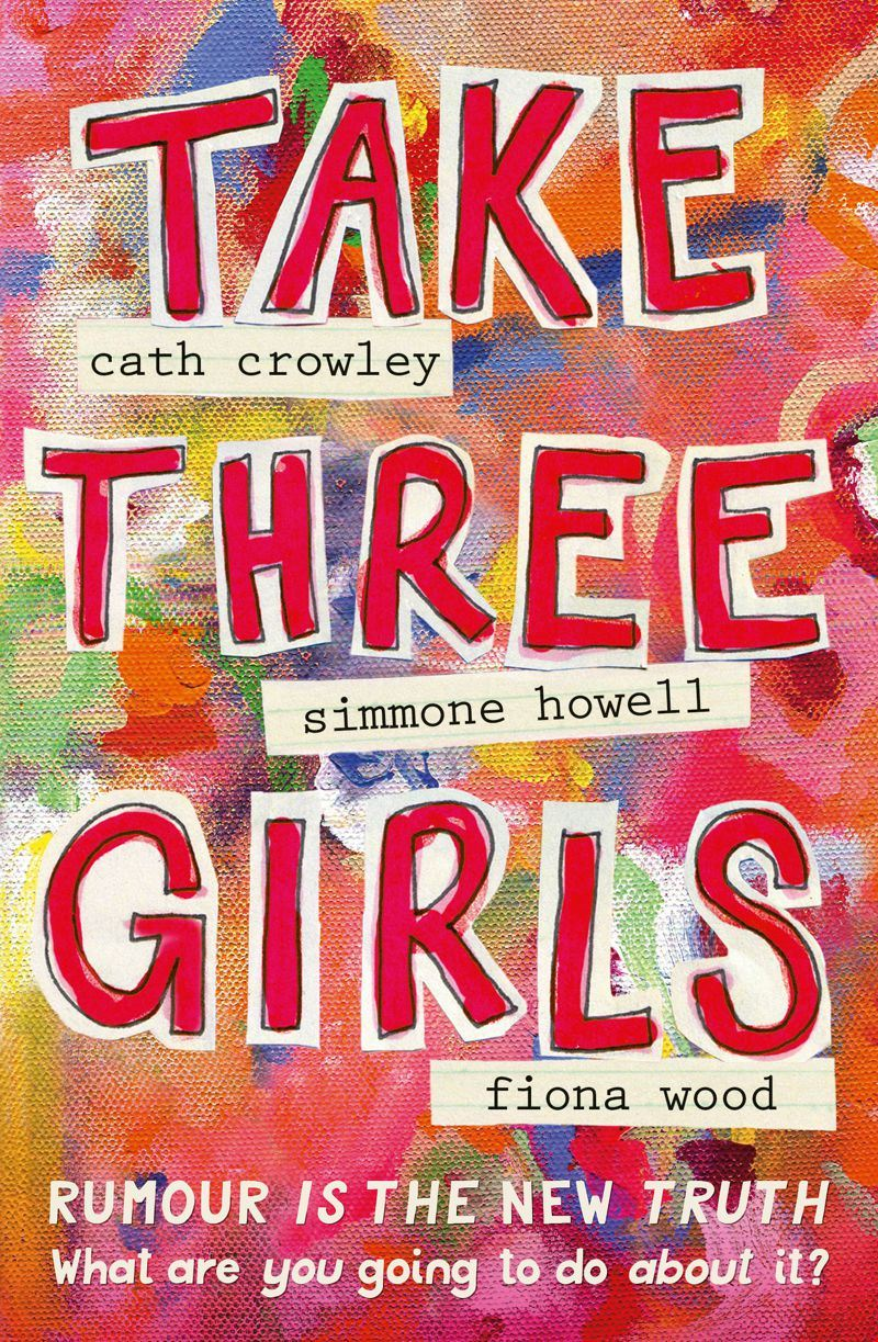 Take Three Girls book cover