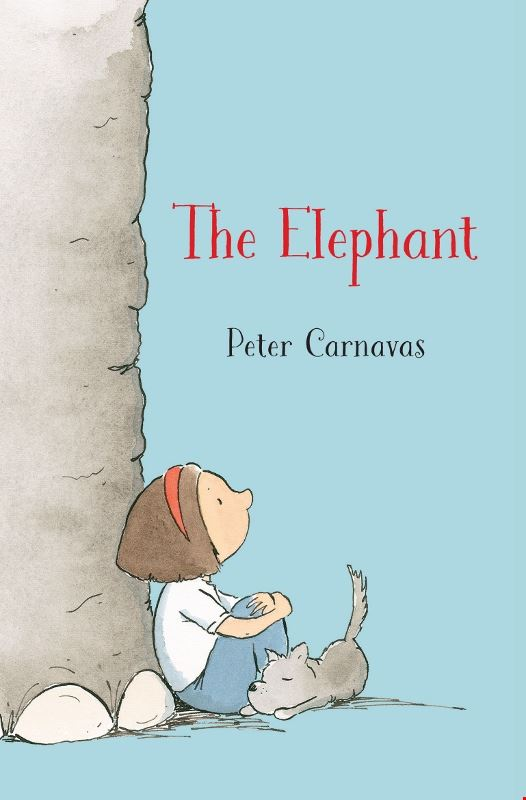 The Elephant book cover