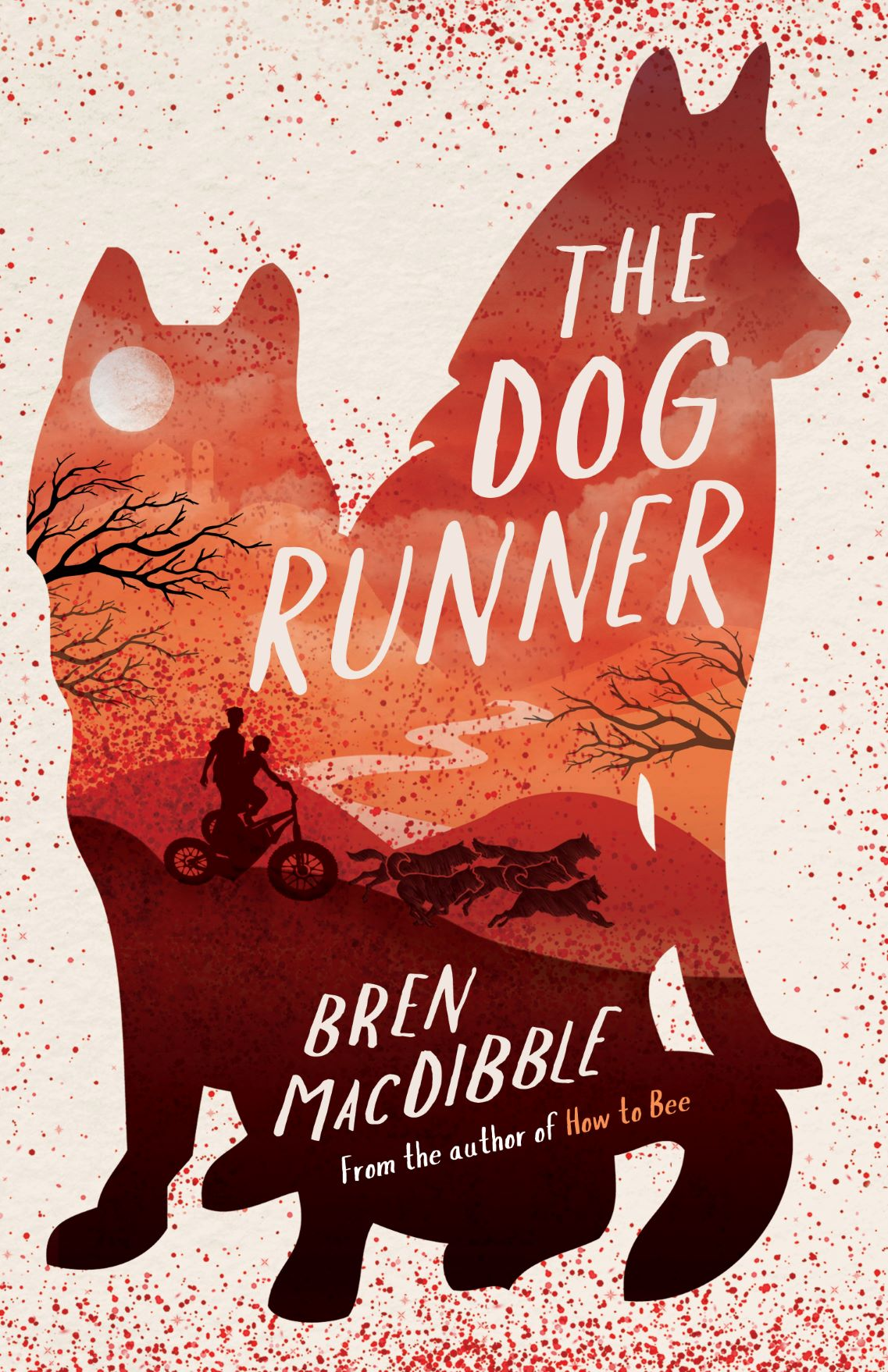 The Dog Runner, book cover