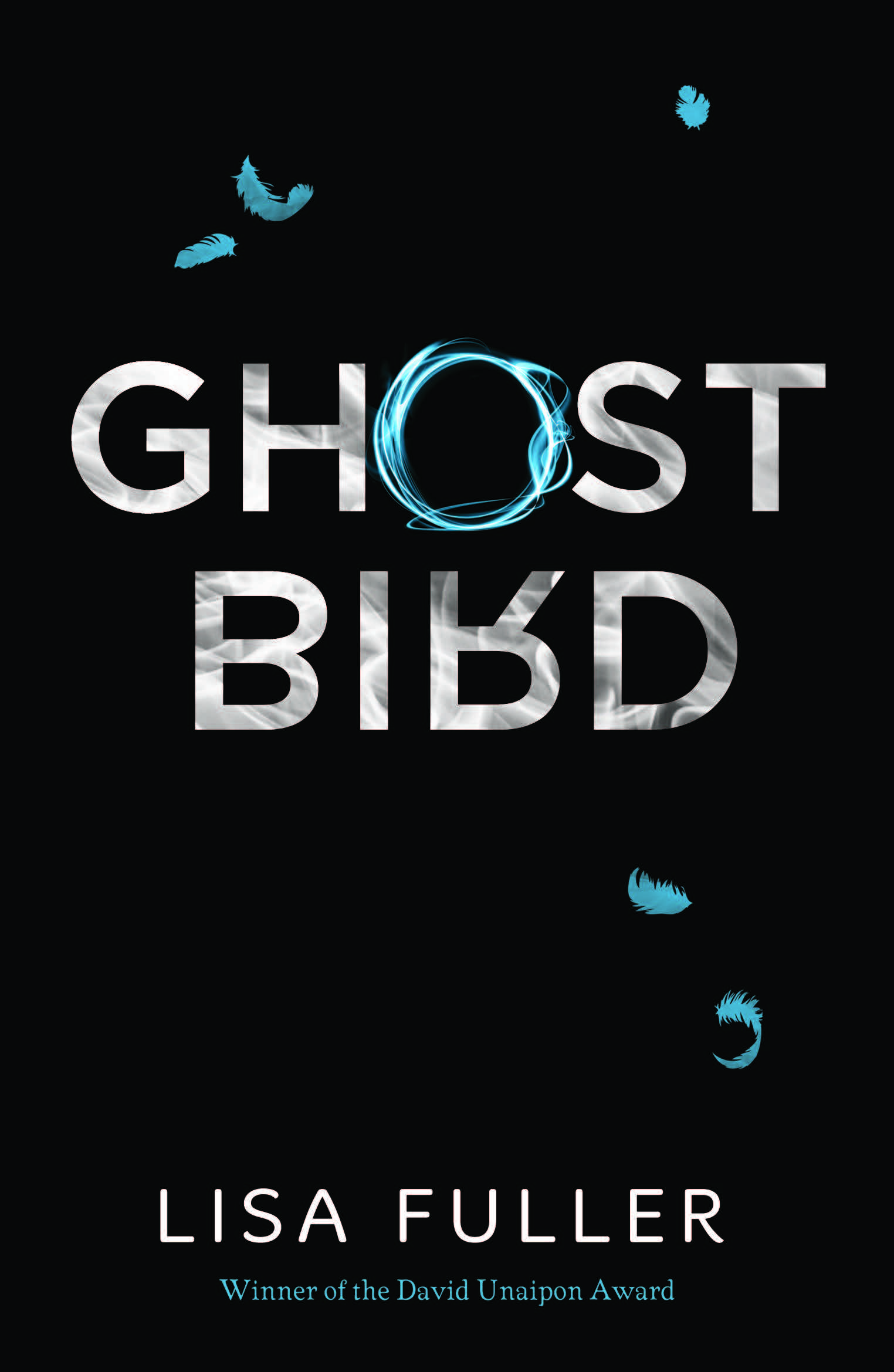 Ghost Bird front cover