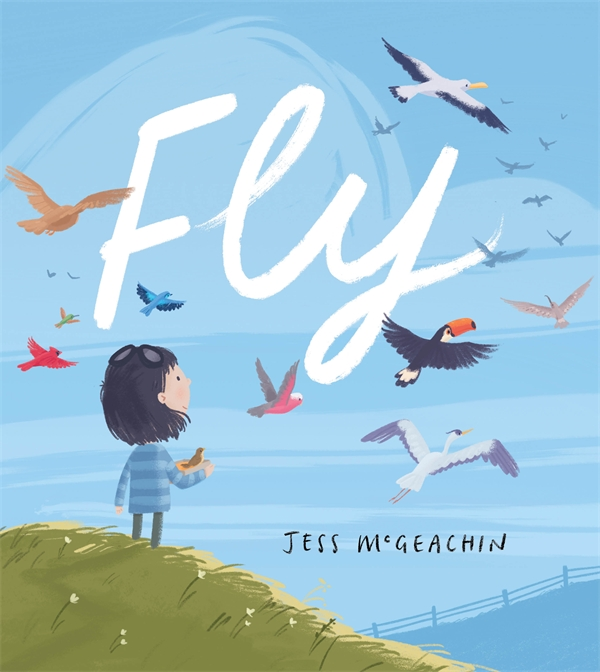 Fly, book cover