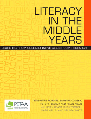 Literacy in the Middle Years: Learning form collaborative classroom research