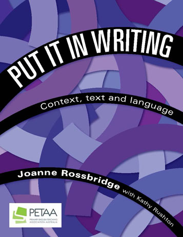 Put it in Writing: Context, text and Language