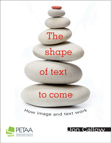The Shape of Text to Come: How image and text work