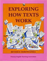 Exploring How Texts Work book cover