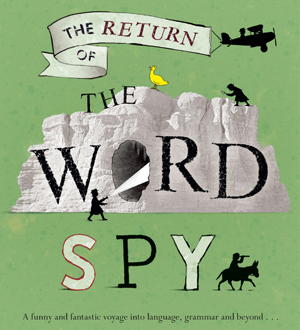 The Return of the Word Spy book cover